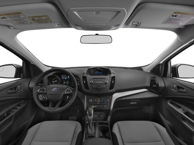 New 2018 Ford Escape SE 4WD North Carolina 1FMCU9GD0JUB67351