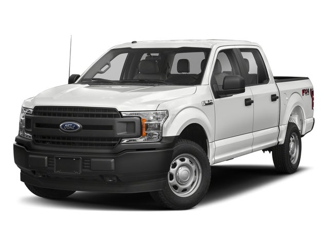 New 2018 Ford F-150 Lariat 4WD SuperCrew 5.5' Box North ...