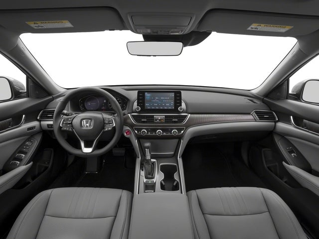 Honda Accord Ex L >> New 2018 Honda Accord Sedan Ex L 1 5t Cvt North Carolina