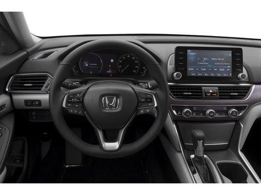 2018 Honda Accord >> 2018 Honda Accord Ex L 1 5t Cvt