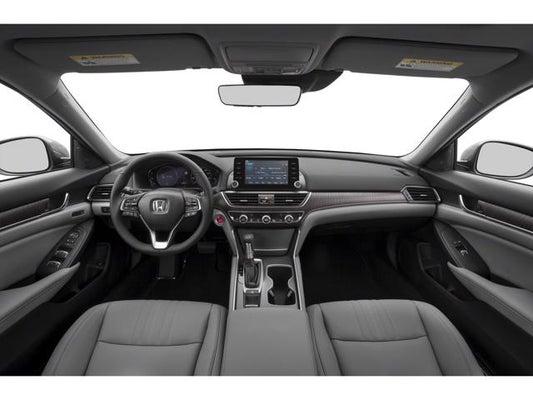 Honda Accord Ex-L >> 2018 Honda Accord Ex L 1 5t Cvt