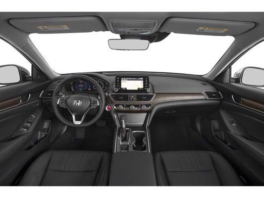 2018 Honda Accord >> 2018 Honda Accord Sedan Touring 2 0t Auto