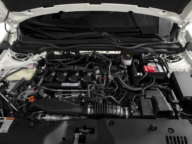 New 2018 Honda Civic Hatchback Sport Cvt North Carolina
