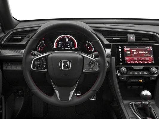 2018 Honda Civic Si Coupe In Raleigh Nc Leith Cars
