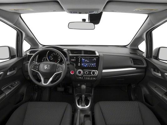 Honda Fit Ex >> 2018 Honda Fit Ex