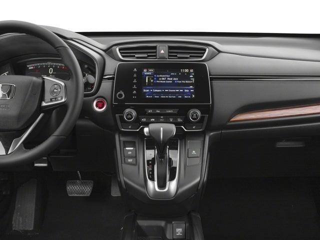 New 2018 Honda CR-V EX-L AWD w/Navi North Carolina 7FARW2H86JE072520