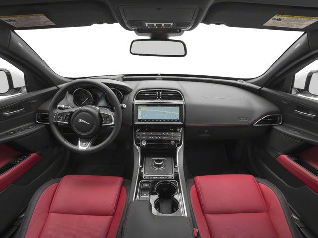 New 2018 Jaguar XE 30t R-Sport RWD North Carolina SAJAF4GX9JCP37566
