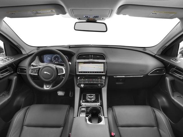 New 2018 Jaguar F Pace 30t R Sport Awd North Carolina