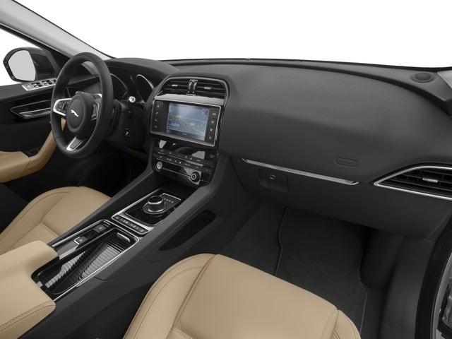 Jaguar F Pace White Interior >> New 2018 Jaguar F Pace 25t Prestige Awd North Carolina Sadck2fx6ja290168
