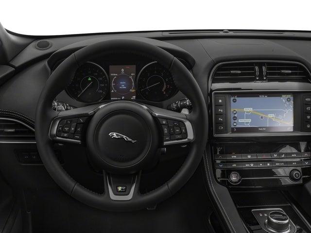 New 2018 Jaguar F Pace 25t R Sport Awd North Carolina Sadcl2fx3ja275639