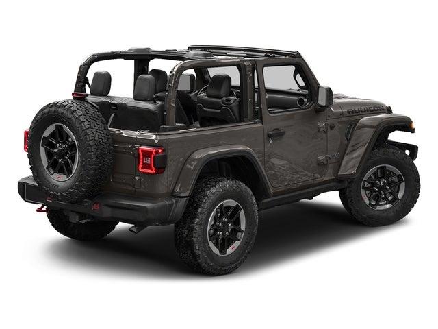 New 2018 Jeep Wrangler Rubicon 4x4 North Carolina 1c4hjxcn7jw286279