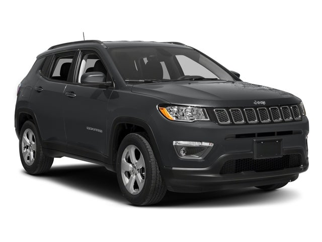 New 2018 Jeep COMPASS LATITUDE 4X4 North Carolina 3C4NJDBB3JT150388