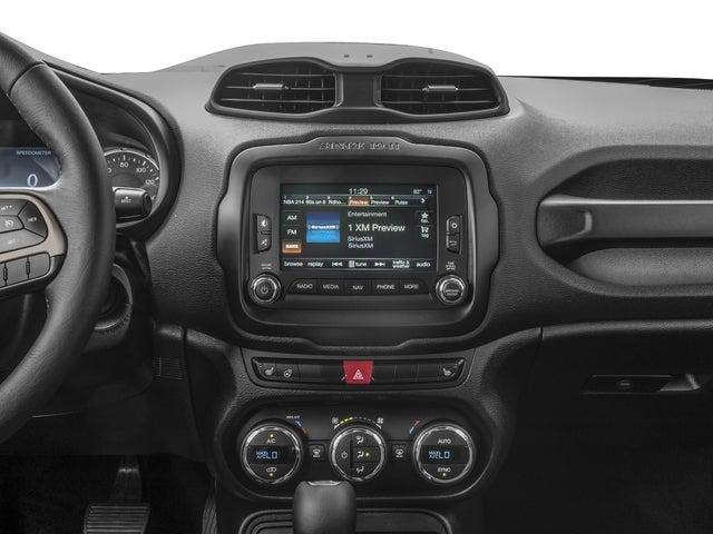 Used 2018 Jeep Renegade Limited 4x4 North Carolina Zaccjbdb2jpg95823