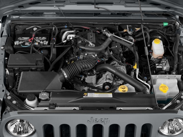 2018 Jeep Wrangler Unlimited Sport S In Raleigh, NC   Leith Cars