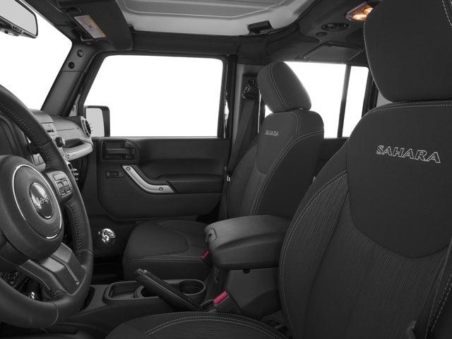 New 2018 Jeep Wrangler Unlimited Sahara North Carolina 1c4bjweg2jl823446