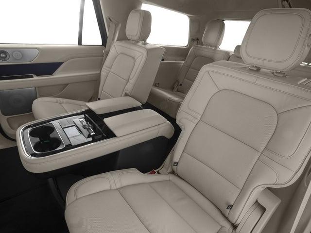 New 2018 Lincoln Navigator 4x4 Select North Carolina 5lmjj2jt1jel21256
