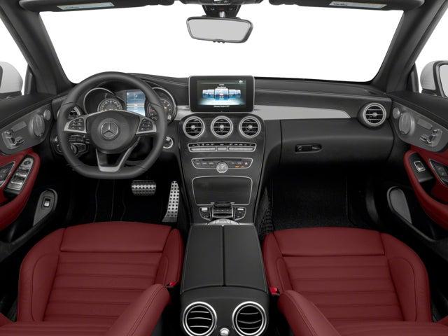 New 2018 mercedes benz c 300 north carolina wddwk4jb4jf706159 for Mercedes benz c300 oil change cost