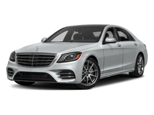 New 2018 mercedes benz s 450 sedan north carolina for Mercedes benz s550 oil change