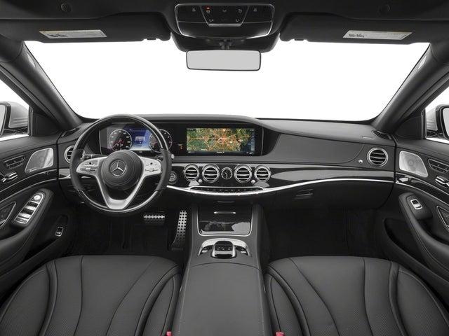 New 2018 mercedes benz s 450 sedan north carolina for Mercedes benz pleasanton service