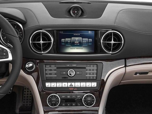New 2018 mercedes benz sl 550 roadster north carolina for Mercedes benz raleigh north carolina