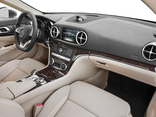 Used 2018 Mercedes Benz Sl 550 Roadster North Carolina Wddjk7da6jf052490