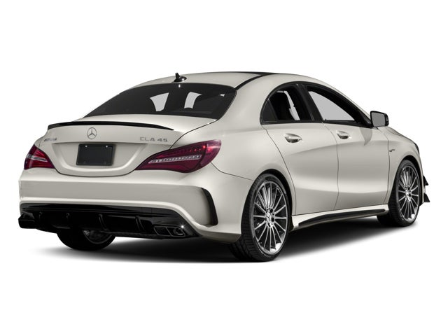 New 2018 mercedes benz amg cla 45 north carolina for Leith mercedes benz raleigh
