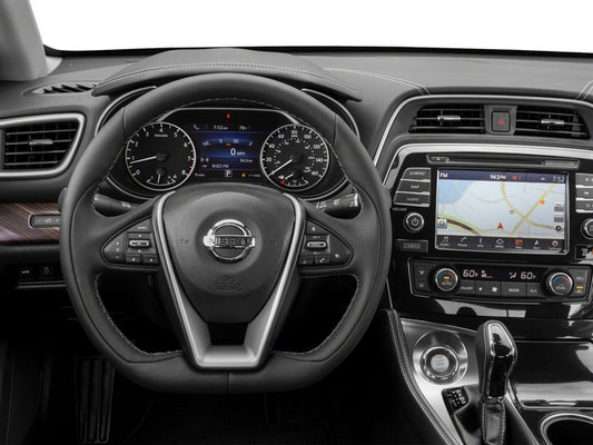 2018 Nissan Maxima Sl 3 5l In Raleigh Nc Leith Cars