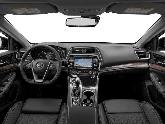 New 2018 Nissan Maxima Platinum 3 5l North Carolina 1n4aa6ap8jc363247