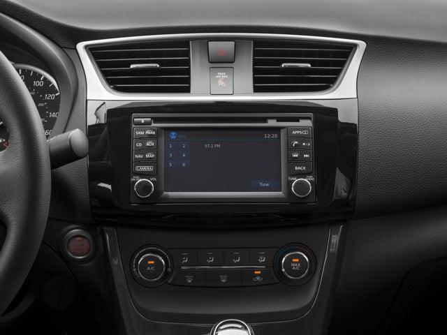 New 2018 Nissan Sentra Sr Turbo Cvt North Carolina