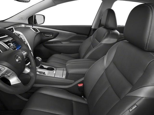 Leith Nissan Service >> New 2018 Nissan Murano AWD SL North Carolina 5N1AZ2MH4JN120776
