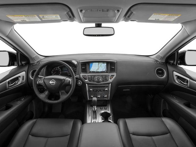 new 2018 nissan pathfinder 4x4 sl north carolina. Black Bedroom Furniture Sets. Home Design Ideas
