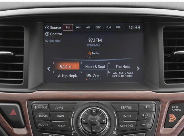 New 2018 Nissan Pathfinder Fwd Platinum North Carolina