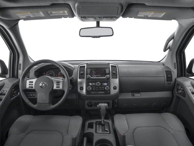 New 2018 Nissan Frontier Crew Cab 4x4 Sv V6 Auto North