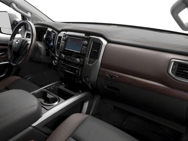 New 2018 Nissan Titan Xd 4x4 Diesel Crew Cab Platinum Reserve North