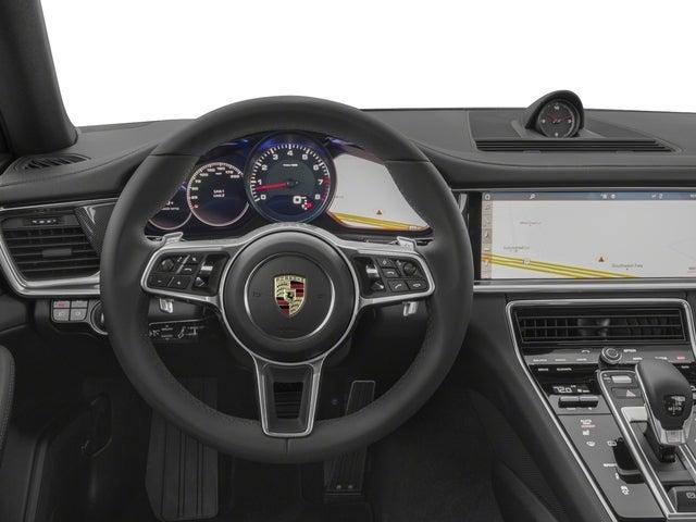 New 2018 Porsche Panamera North Carolina WP0AA2A75JL119803