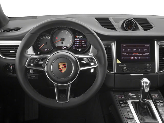 new 2018 porsche macan turbo 95baf1 north carolina. Black Bedroom Furniture Sets. Home Design Ideas