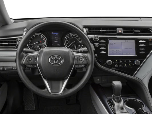 2018 Toyota Camry Le >> 2018 Toyota Camry Le Auto