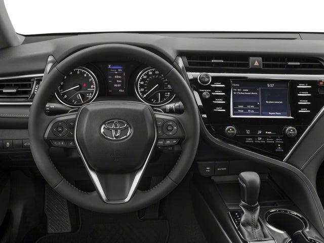 New 2018 Toyota Camry SE Auto North Carolina 4T1B11HK1JU545454