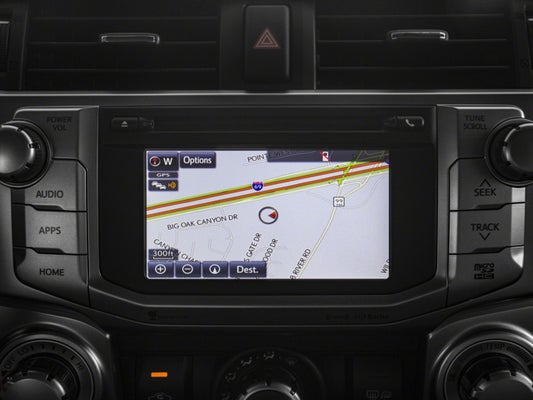 2018 Toyota 4Runner SR5 Premium 4WD