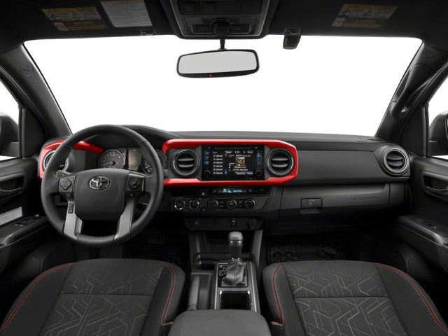 new 2018 toyota tacoma trd off road access cab 6 39 bed v6 4x4 at north carolina 5tfsz5an7jx124913. Black Bedroom Furniture Sets. Home Design Ideas