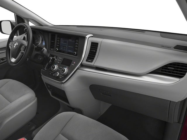 2018 Toyota Sienna Xle Premium Fwd 8 Penger In Raleigh Nc Leith Cars