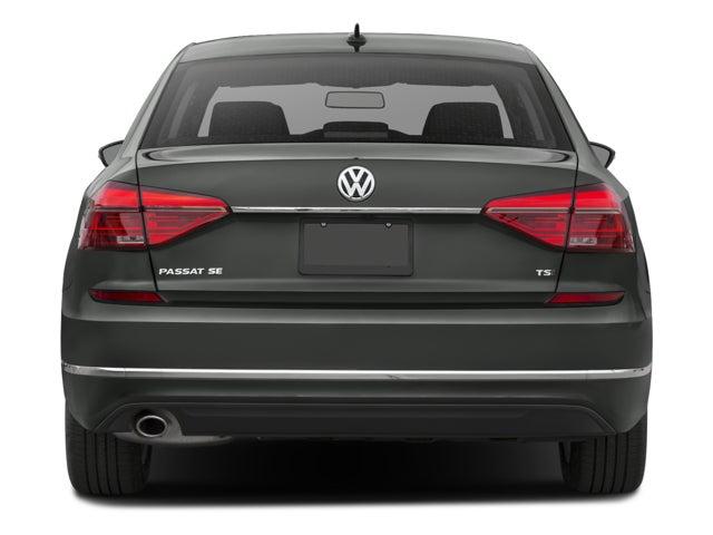 New 2018 Volkswagen Passat R Line Auto North Carolina