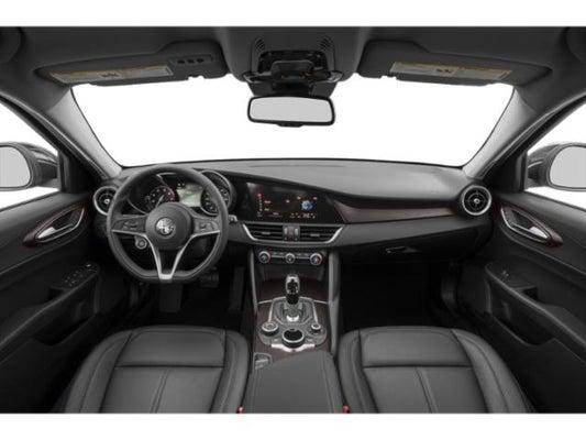 Alfa Romeo Giulia >> 2019 Alfa Romeo Giulia Ti Sport Rwd