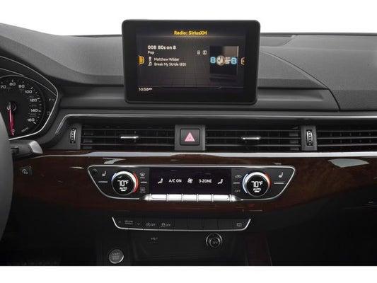 2019 Audi A4 Premium 40 TFSI