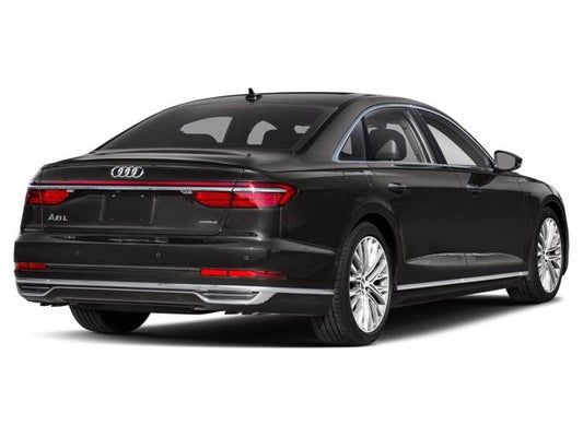New 2019 Audi A8 55 Tfsi Quattro North Carolina Wau8daf87kn012479