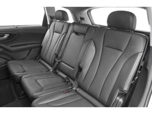 New 2019 Audi Q7 30t Prestige Quattro North Carolina Wa1vaaf74kd015443