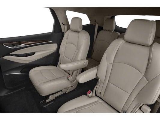 Buick Enclave Seating Capacity >> New 2019 Buick Enclave Awd 4dr Avenir North Carolina 5gaevckw3kj130590