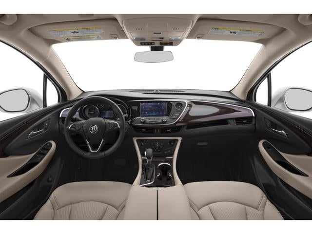 New 2019 Buick Envision Fwd 4dr Preferred North Carolina