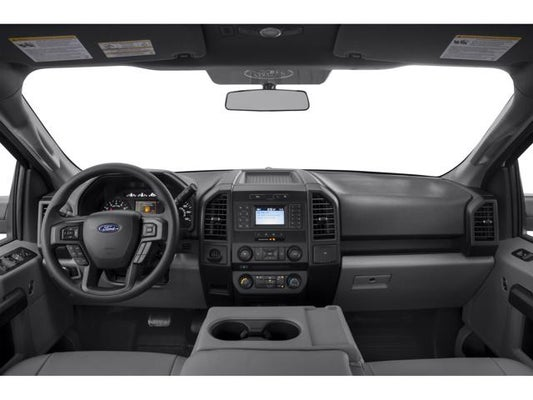 2019 Ford F-150 XLT 4WD SuperCrew 5 5' Box