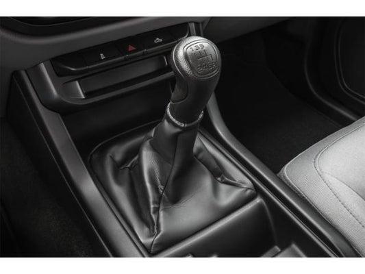 gmc canyon manual transmission 4x4